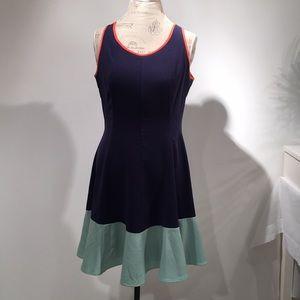 Bar III Color Block Dress